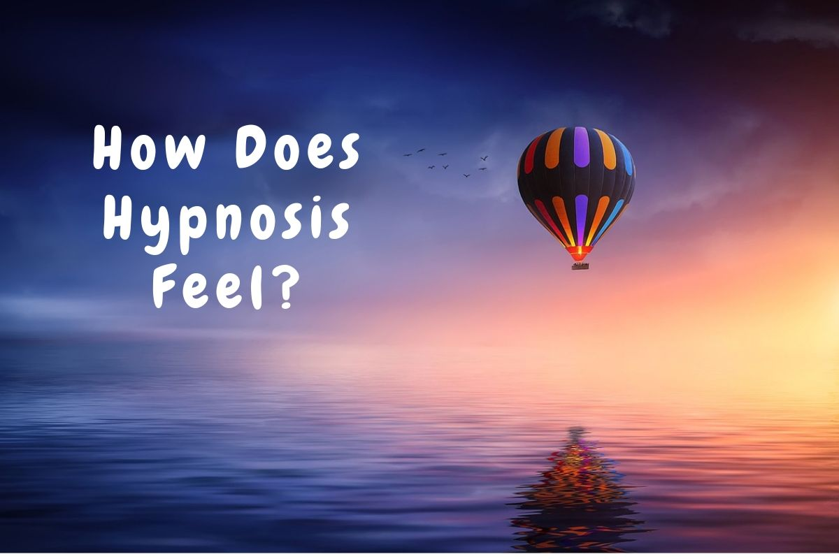 How does it feel like to be hypnotized?