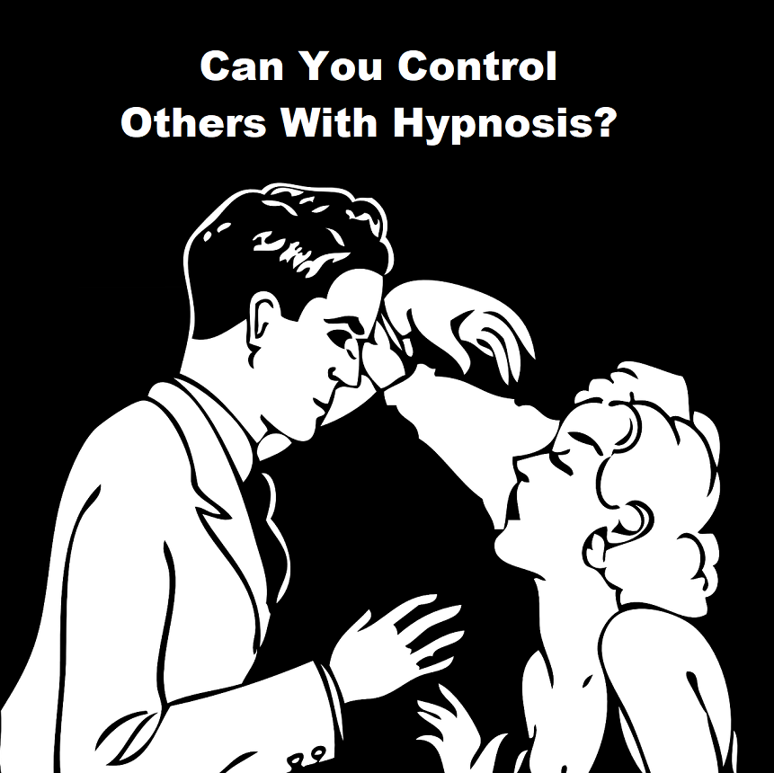 Can you control others with hypnosis?